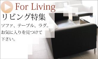 リビング特集 モダンタイプのテーブル、こたつ、ラグでシックでハイセンスな暮らし